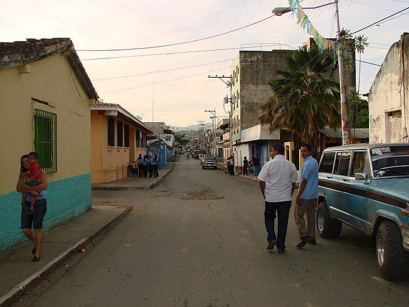 Calle de Camatagua