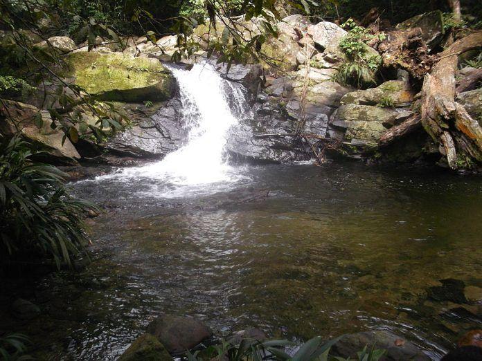 Pozo El Paují, Parque Nacional San Esteban