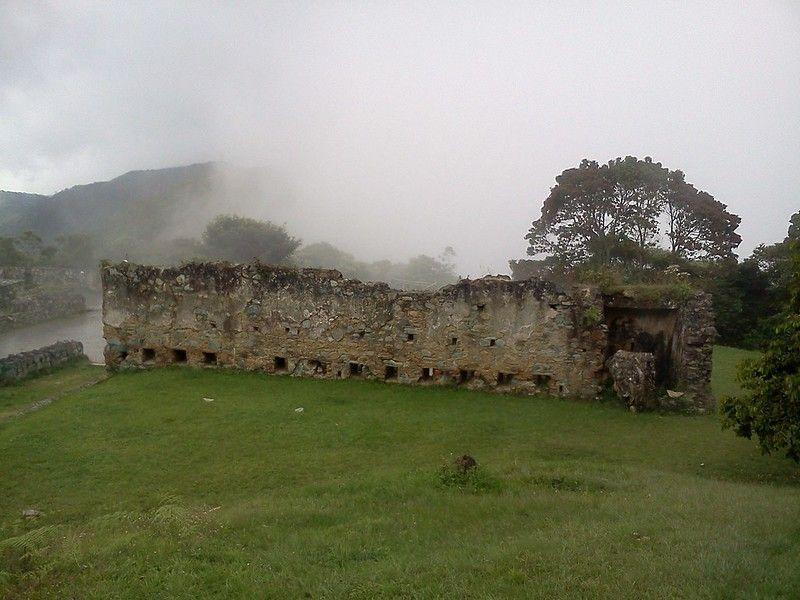 Restos del Fortín San Joaquín