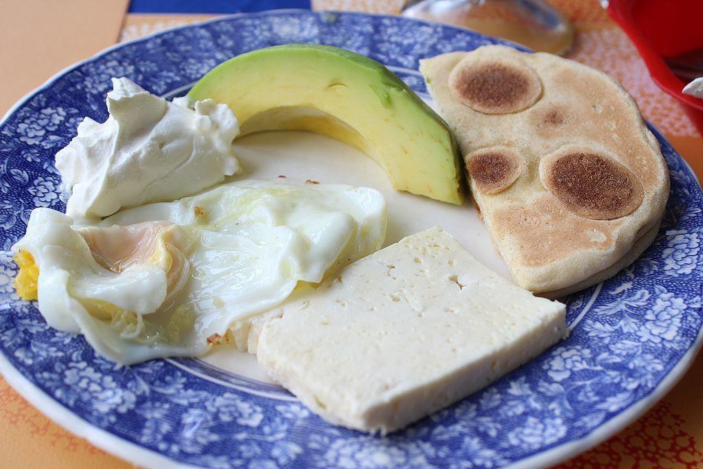 Desayuno andino