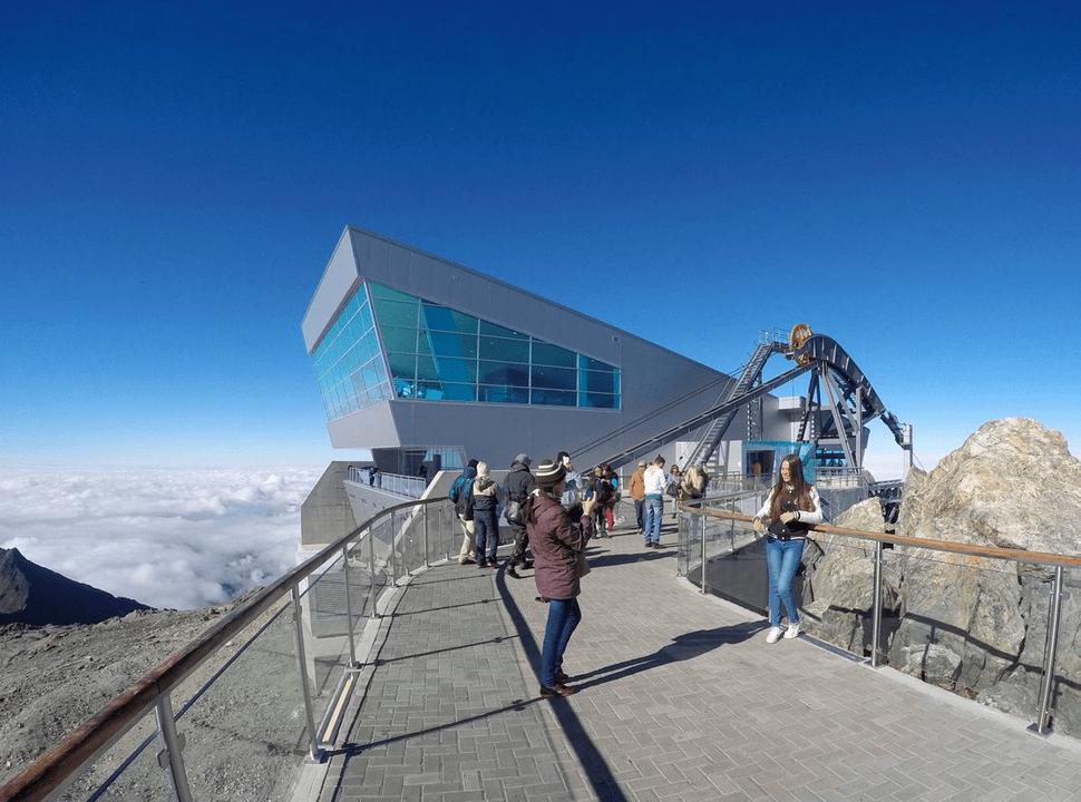 Estación Pico Espejo