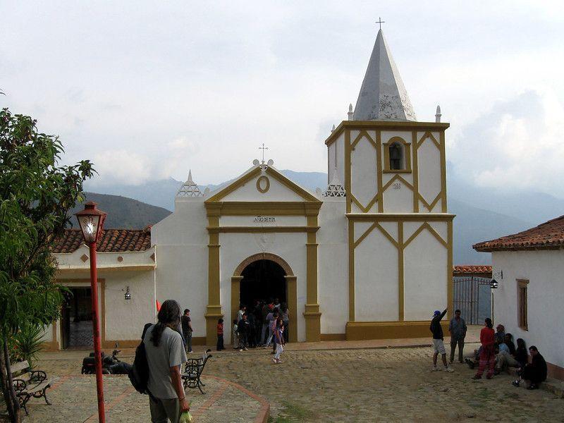 Iglesia de Los Nevados