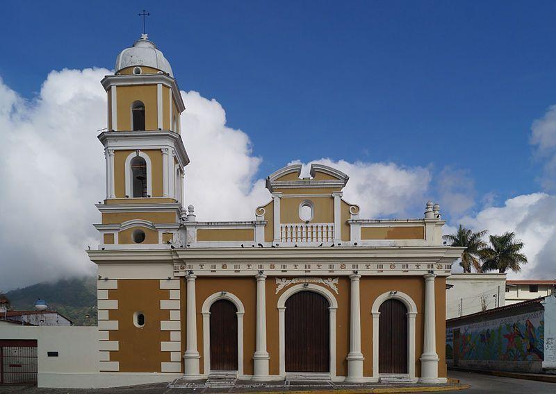 Iglesia San Juan Bautista de Milla