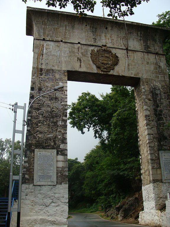 Arco conmemorativo de La Puerta