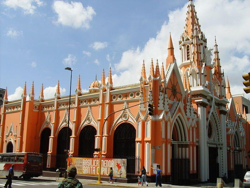 Basílica Menor de Santa Capilla