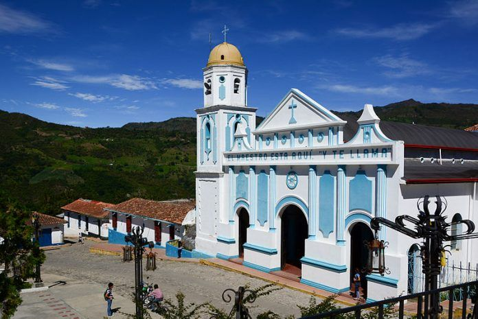 Iglesia de Jají