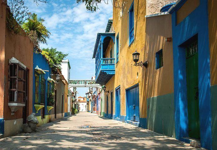 Calle Los Lanceros, Puerto Cabello