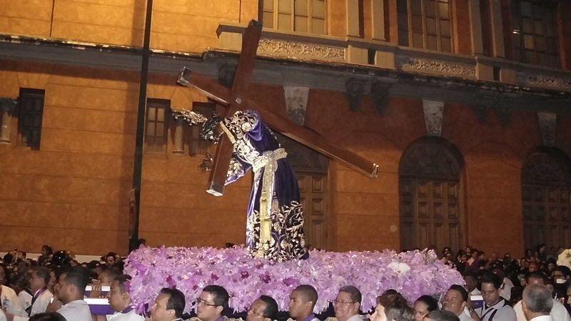 Procesión del Nazareno de San Pablo