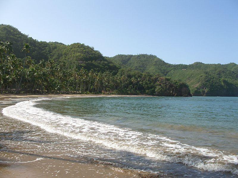 Vista de Playa Medina