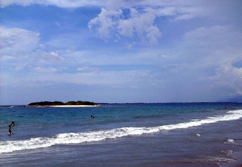 Vista de Isla Ratón desde Quizandal