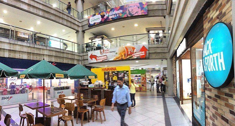 Centro Comercial El Recreo