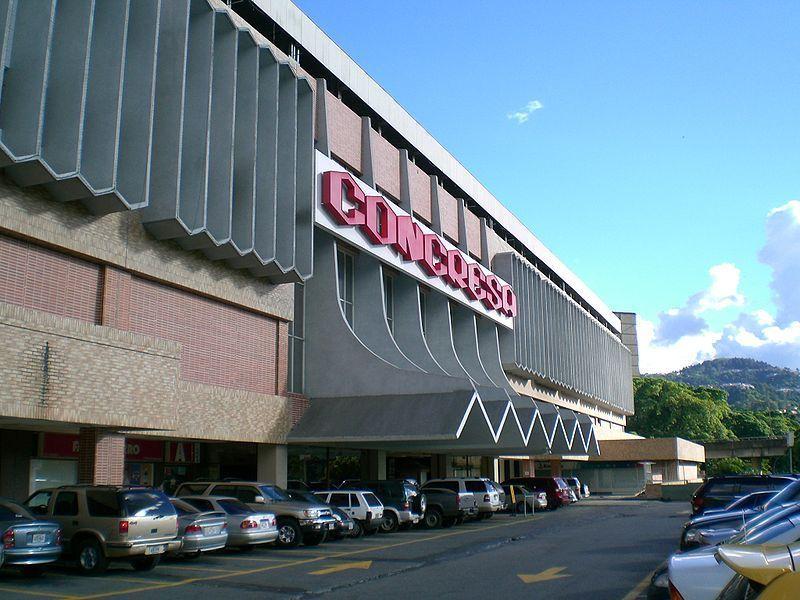 Centro Comercial Concresa