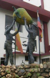 Monumento en Honor a los Indígenas