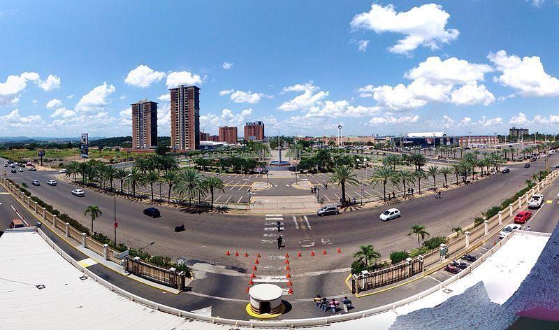Plaza Monumental CVG Puerto Ordaz
