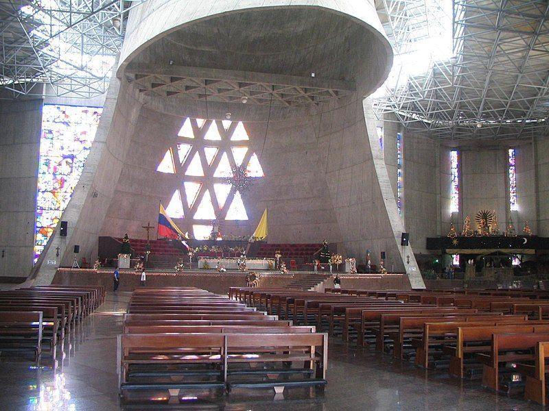 Basílica Menor Santuario Nacional de Nuestra Señora de Coromoto