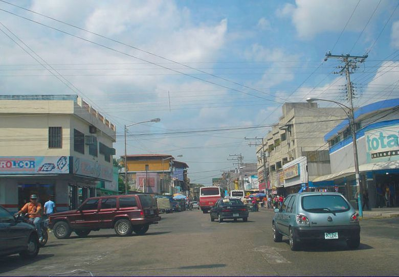Calle Camejo, Casco Central de Barinas