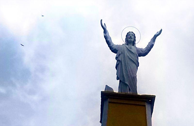 El Cristo Rey de La Galera