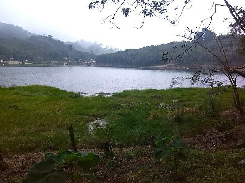 La Laguna Blanca, en el Páramo de Mariño