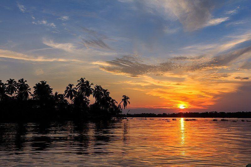 Atardecer desde Congo Mirador