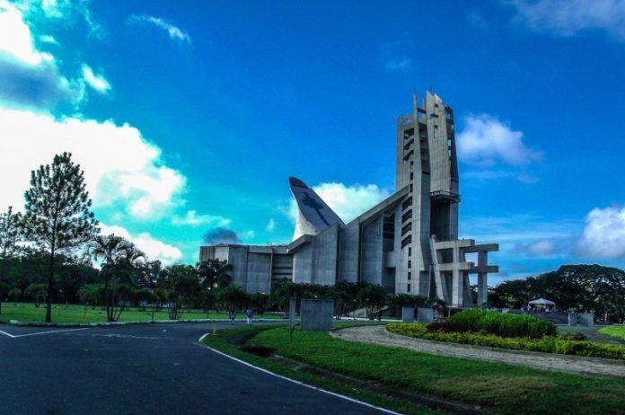 Santuario Nacional Nuestra Señora de Coromoto en Guanare, Portuguesa