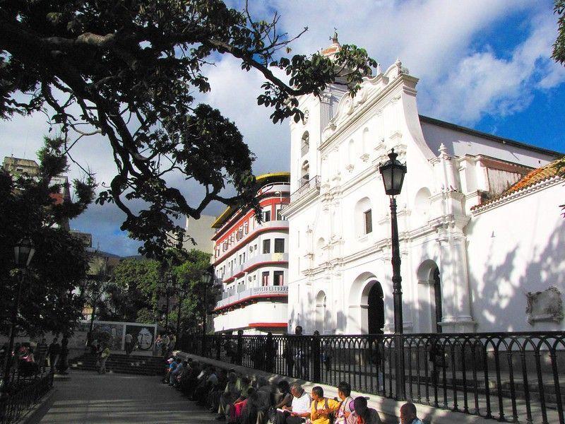 La Catedral de Caracas