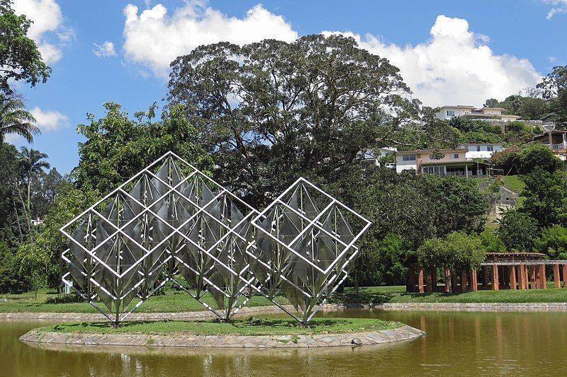 Espejo Solar de Alejandro Otero