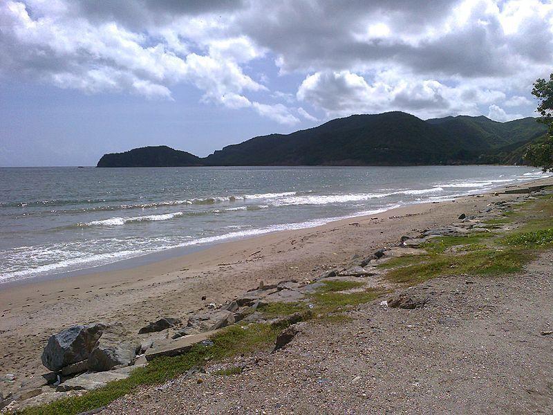 Playa de Carúpano