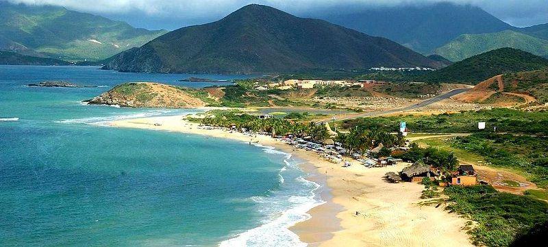 Playa Caribe, Margarita