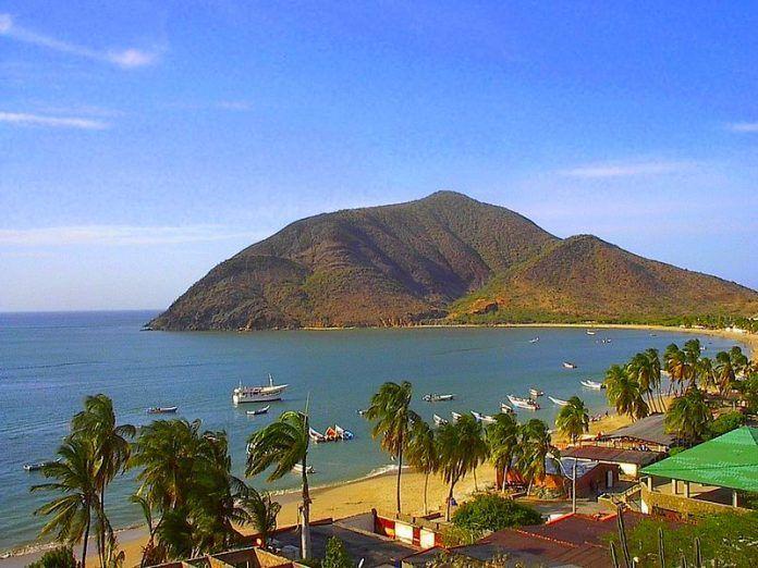 Playa Caribe en Juan Griego