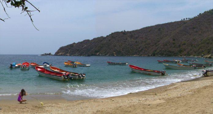 Playa de Puerto Cruz