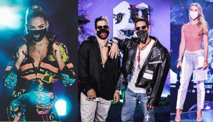 Talento venezolano en los Premios Juventud
