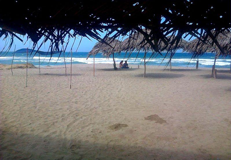 Los balnearios de Naiguatá son los más visitados por los caraqueños