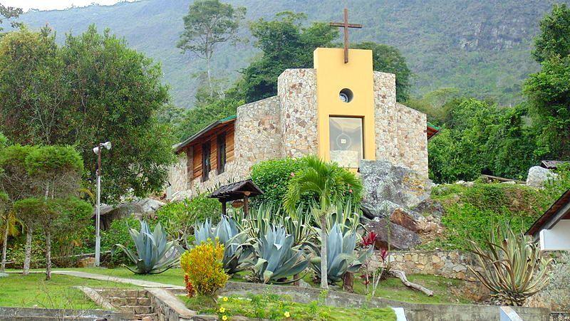 Iglesia de la Casa de Retiro Juan Pablo II