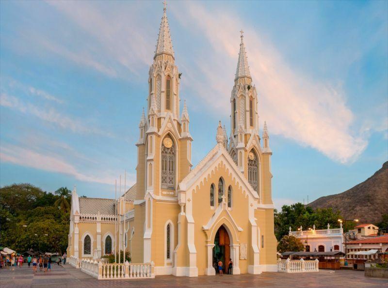 Basílica de Nuestra Señora del Valle